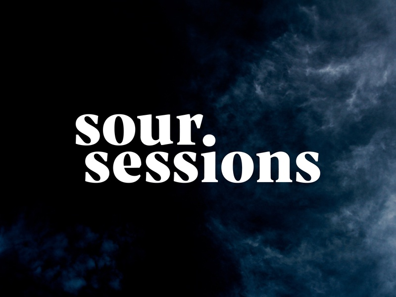 Sour Sessions ⟁ Triple Crossing brewery triple crossing design craft beer branding typography