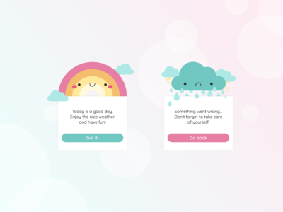 DailyUI - Flash Messages