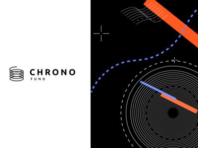 Logo. Chronofund
