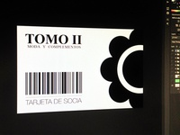 Tomo II Membership Card