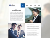 Optima Services Page