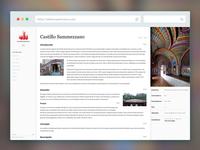 MediaWiki Mirlo Skin for Wikiarquitectura