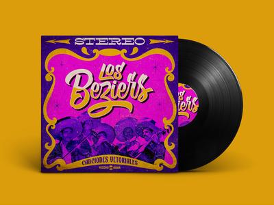 Los Beziers Album Cover