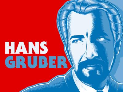 Rest in Peace Hans Gruber alan rickman