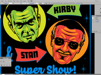 The Kirby & Stan Super Show