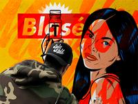 This is Blasé!
