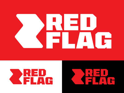 RED FLAG Logotype