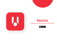 #DailyUI005 - Rescue App Icon