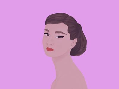 Pink Sabrina