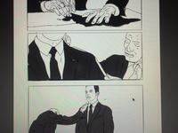 Illustration for storyboard