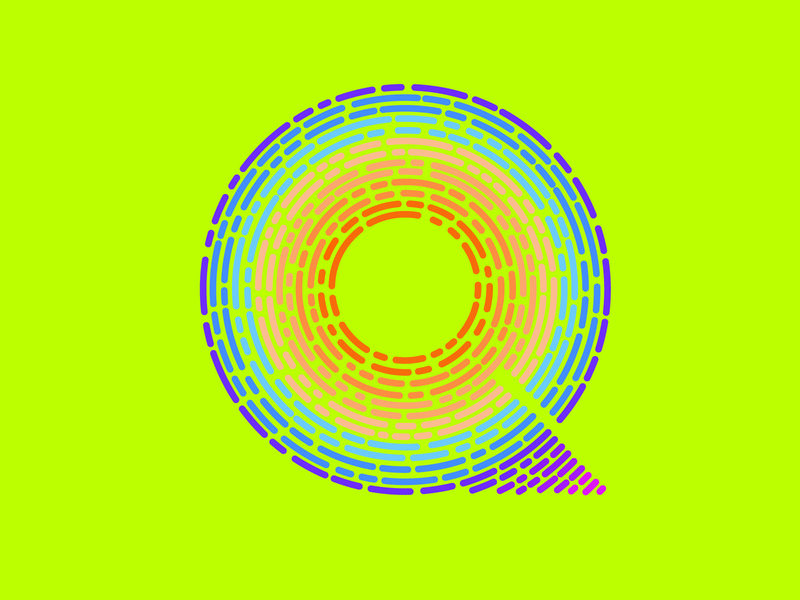 ACP Alphabet - Q