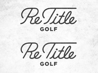 ReTitle Golf