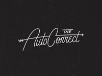 The AutoCorrect