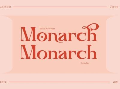 Ancient Zurich - Elegant Serif Logo