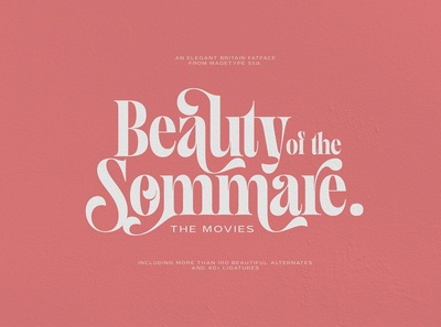 Magface | Stunning Serif  Fonts