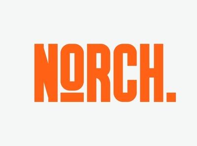 GR Norch - Sports Display Font brand logo fonts lettering fonts graphic font colorful color branding typeface typography design logo font design fonts collection sports logo font display fonts display font sports sport