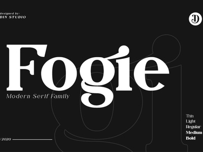 Fogie - Modern Serif Family luxury fonts elegant fonts fonts collection modern calligraphy font typography design typography art font awesome font family font design design logo fonts branding modern calligraphy calligraphy fonts modern fonts typography font serif fonts serif family modern serif family