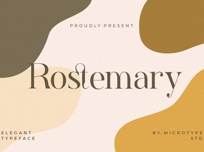 Rostemary Elegant Serif fonts font family advertising sans serif serif fonts font design fonts collection calligraphy fonts modern calligraphy calligraphy typography logo lettering branding typeface modern fonts elegant fonts serif font elegant serif font elegant serif