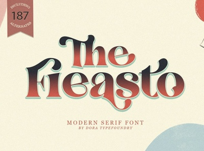 The Fieasto/Modern serif Font advertising logo branding modern fonts elegant fonts font design fonts collection lettering typeface display font handwriting fonts handwritten font calligraphy font typography design serif fonts font modern serif font serif font modern serif