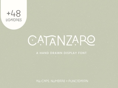 Catanzaro Ligature Display Font letters ligature numbers design logo font branding elegant fonts serif font serif fonts font design fonts collection luxury fonts modern fonts modern calligraphy calligraphy font ligature display font ligature fonts display fonts display font ligature font
