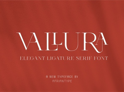 Vallura - Sans Serif Display Font calligraphy logo serif branding modern fonts elegant fonts serif font serif fonts font design fonts collection display fonts sans serif typeface sans serif fonts typography fonts display font display font sans serif font sans serif