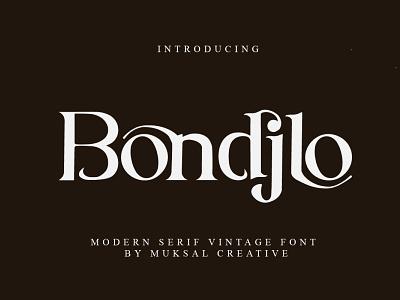 Bondjlo - Serif Font design branding modern fonts elegant fonts serif fonts fonts collection sans serif typeface sans serif fonts font awesome font family font design lettering typeface typography fonts font sans serif font sans serif serif font serif