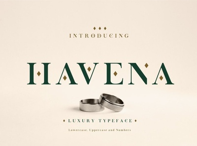 Havena - Luxury Typeface modern simple professional design fonts font luxury fonts luxury font serif sans serif font branding modern fonts elegant fonts serif font sans serif serif fonts font design fonts collection luxury typeface luxury
