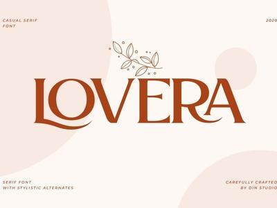 Lovera-Elegant Serif Font simple typography typeface lettering sans serif font branding modern fonts serif fonts font design fonts collection logo elegant serif font modern font design elegant fonts sans serif serif font serif elegant font elegant