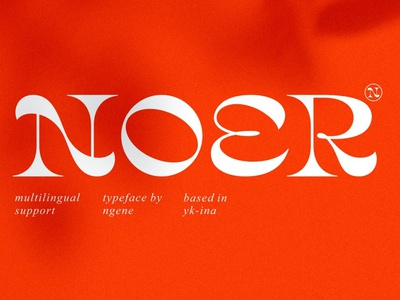 Noer Typeface typography font serif modern fonts elegant fonts font design fonts collection professional design brand branding clothing logo lettering serif fonts sans serif fonts serif font sans serif font sans serif typeface