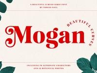 Mogan Font + Extras