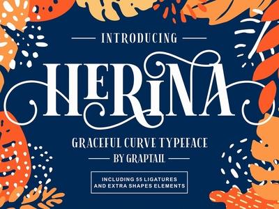 Herina Font + Extra