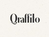 Qraffito - Sans Serif Font