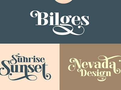 Bilges - Curved Serif Font fonts collection display typeface curved serif typeface curved serif fonts curved serif font curved serif curved serid logo fonts logo advertising branding sans serif typeface sans serif fonts sans serif font sans serif serif typeface serif fonts serif font serif