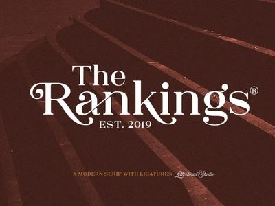 The Rankings Serif