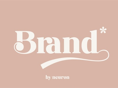 Brand Display Font