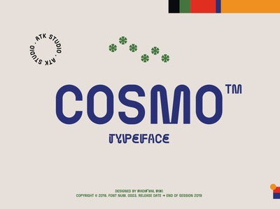 Cosmo Font