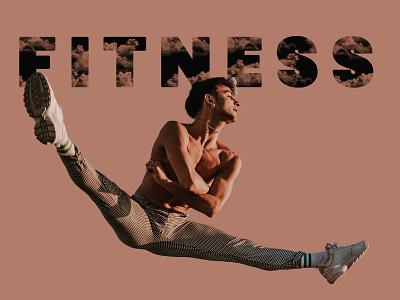 fitness ui wallpaper design photoshop fitness