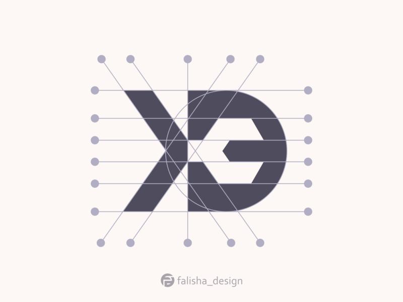 kd mechanical logo symbol brand identity awesome logoawesome mechanical k d dk kd circle 3d monogram illustration abstract vector logo icon flat design branding
