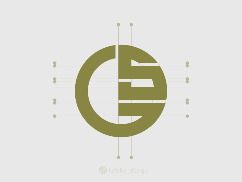 gs logo idea symbol brand identity logomossion awesome logoawesome s g sg gs initials 3d monogram illustration abstract vector logo icon flat design branding
