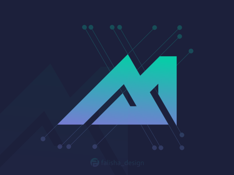 as logo company sketch awesome brand identity s a sa as simple symbol 3d monogram illustration abstract vector logo icon flat design branding