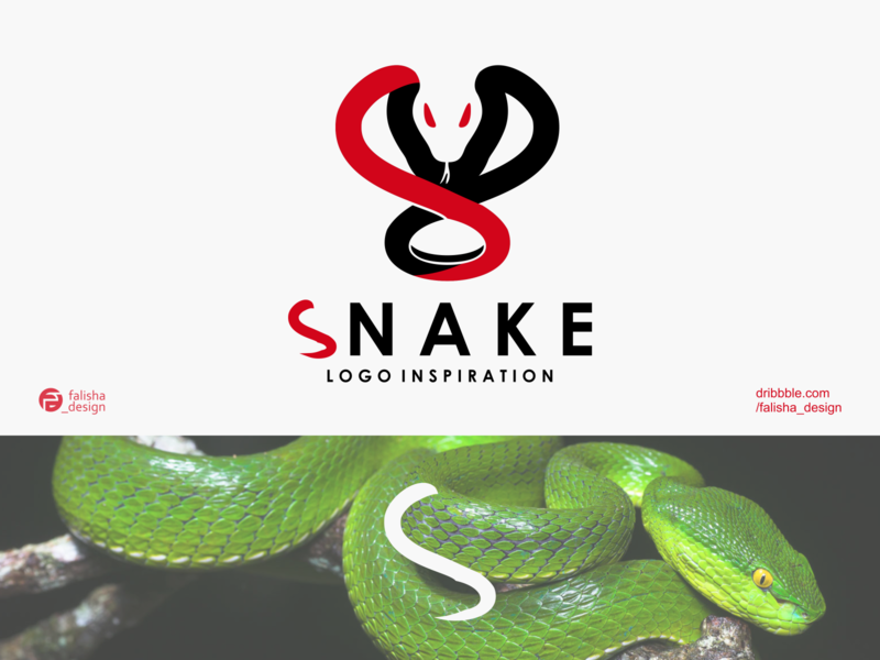 snake logo inspiration logo design clothing snakes love animals company brand identity awesome logoinspiration snake 3d monogram illustration abstract vector logo icon flat design branding