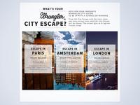 Wrangler City Escape