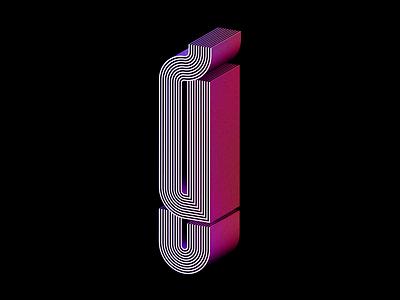 Letter G redesign stripes retro graphic design grain type art typography lettering type vector grain texture letter