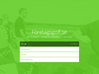 New Landing Page + Search