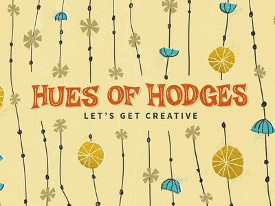 Hues Of Hodges