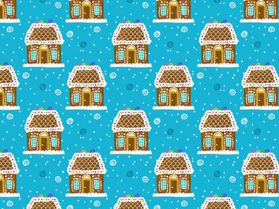 Sweet Gingerbread Pattern