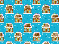 Sweet Gingerbread Pattern