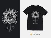 Taleweaver T-Shirt illustration t-shirt design t-shirt dungeons and dragons d20 apparel design apparel