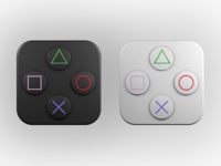 Playstation app icons