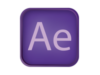 After Effects app icon